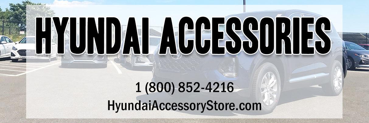 Hyundai Accessory Store - A Gary Rome Hyundai Site - 1-800-852-4216