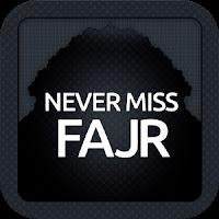 تثبيت وشرح تطبيق Never Miss Fajr لتنبيهك لصلاه الفجر للايفون والاندرويد