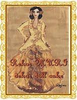 Rekor MURI dekor barbie doll cake