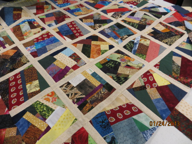Quilt Guild Demo Ideas : Better than I deserve!: Cows and Quilts...............