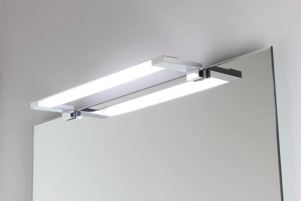 El blog del ba o nueva l nea de iluminaci n koh i noor for Focos para espejos de bano