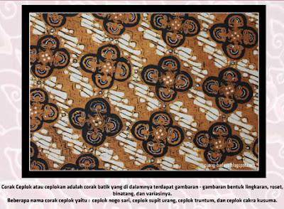 ... Batik Geometris:RAGAM BATIK INDONESIA BESERTA MAKNA DAN FILOSOFINYA