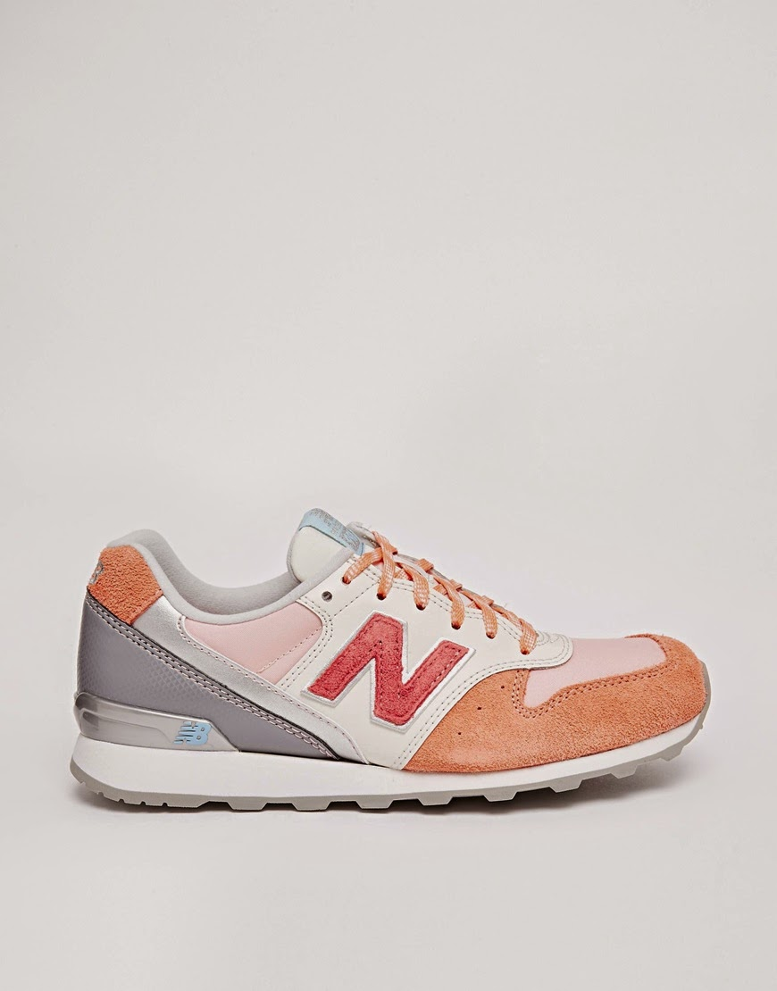 new balance 996 trainers, new balance pastel trainers,