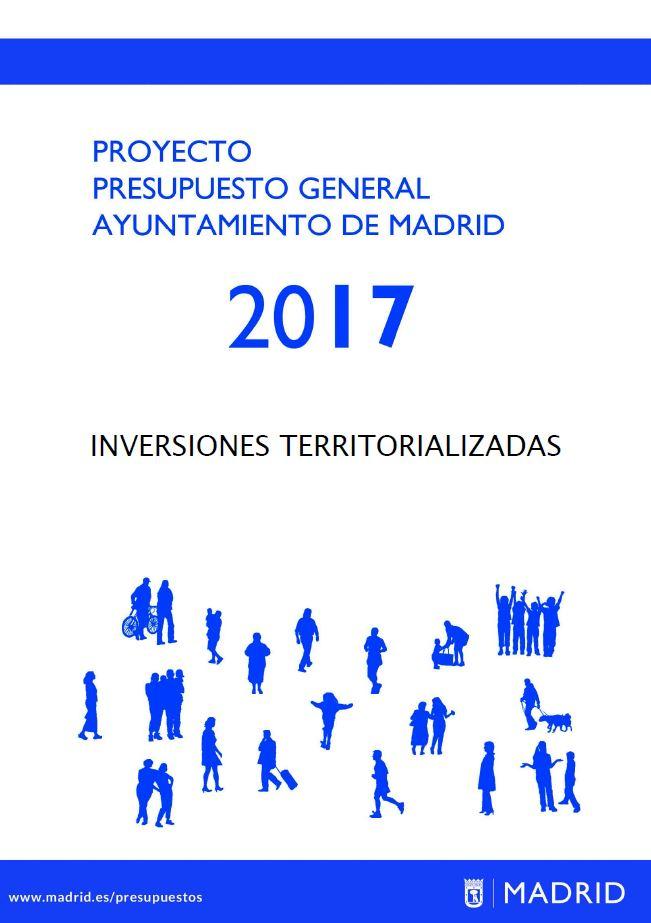 Preusupuestos 2017 Fuencarral El Pardo