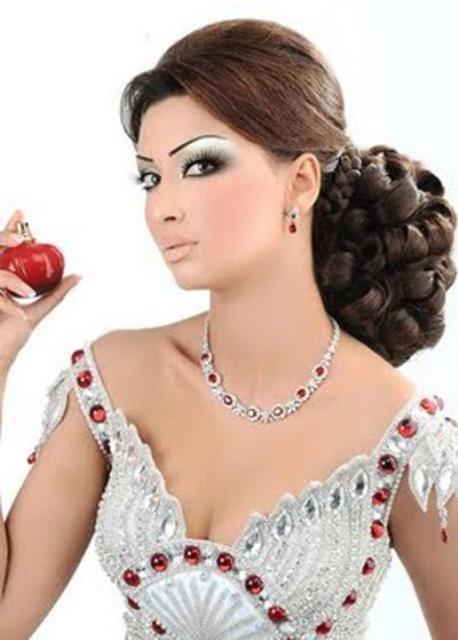 Latest All Fun Things Latest Pakistani Eid Hair Styles