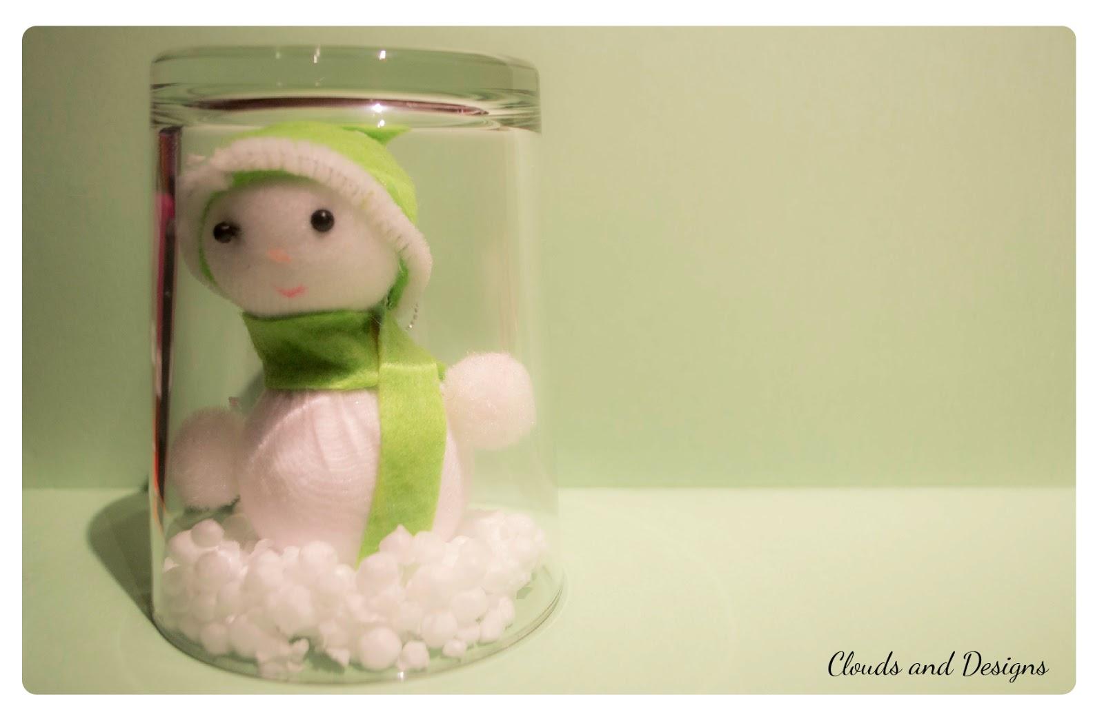 Adviento bloggero dia 14 Bola de Nieve