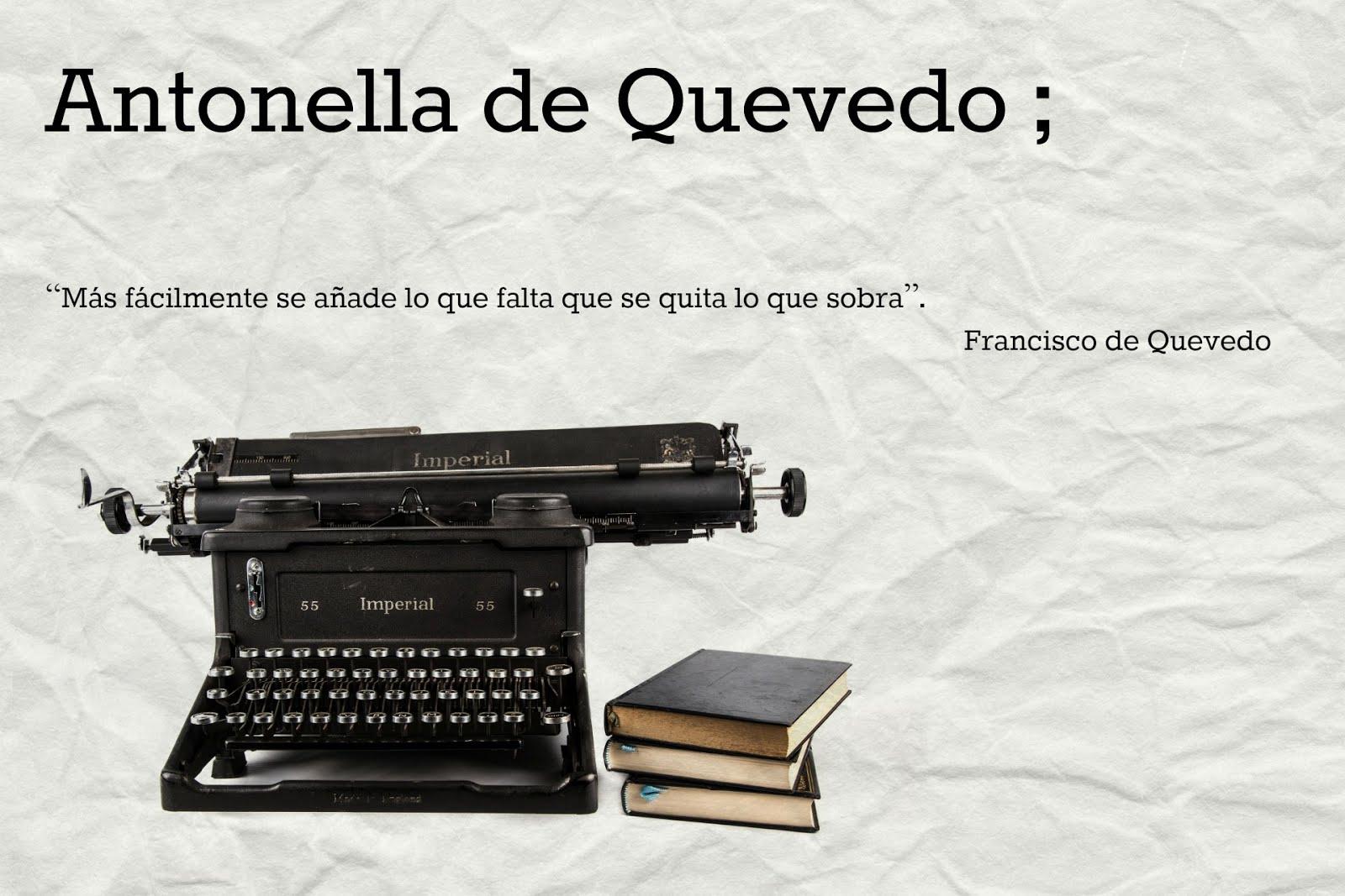 Antonella de Quevedo