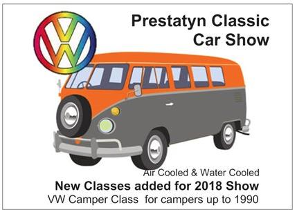 VW Camper Class