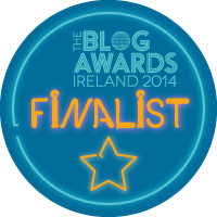 Blog Awards 2014 Finalist