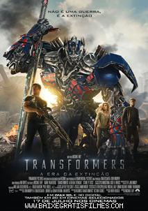 Transformers: A Era da Extinção – HDRip AVI + RMVB Legendado
