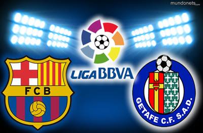 برشلونة وخيتافي  Barcelona vs Getafe