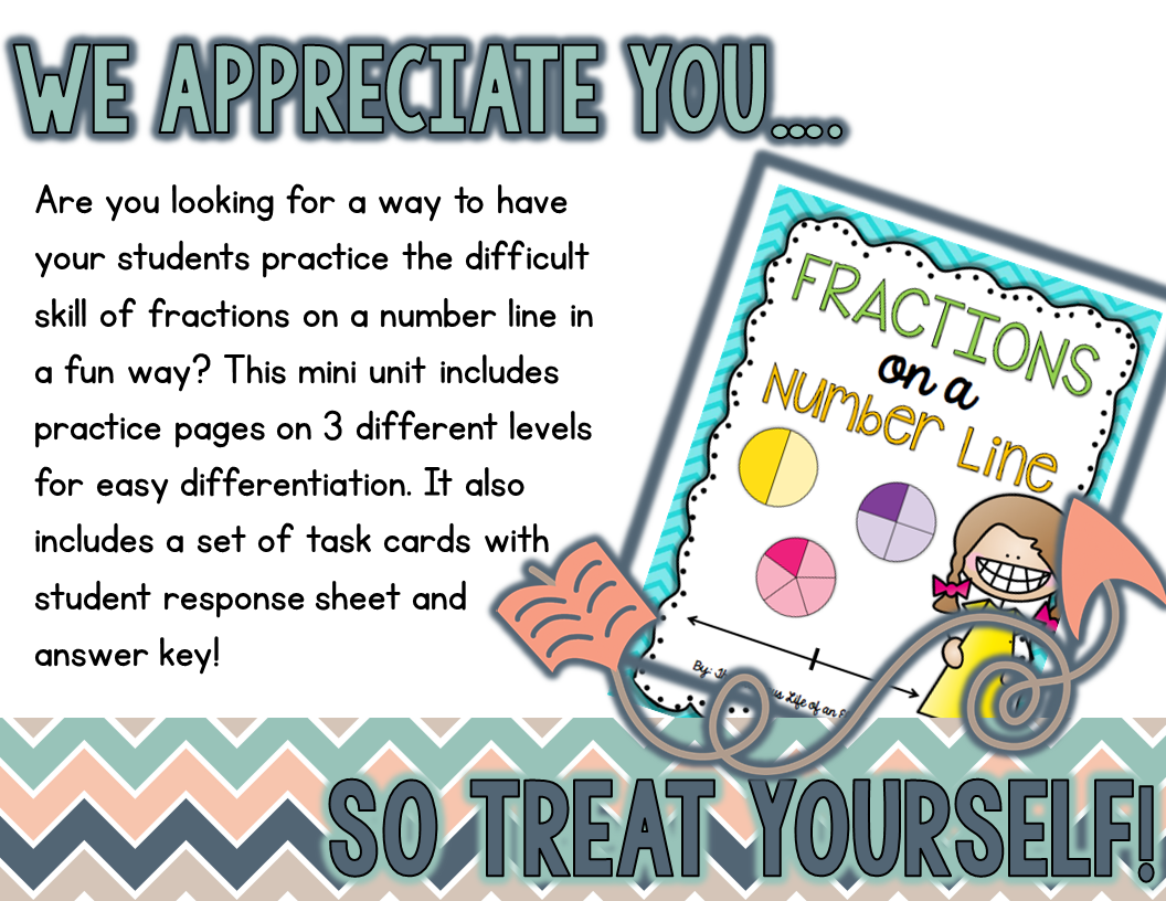 https://www.teacherspayteachers.com/Product/Fractions-on-a-Number-Line-1676335