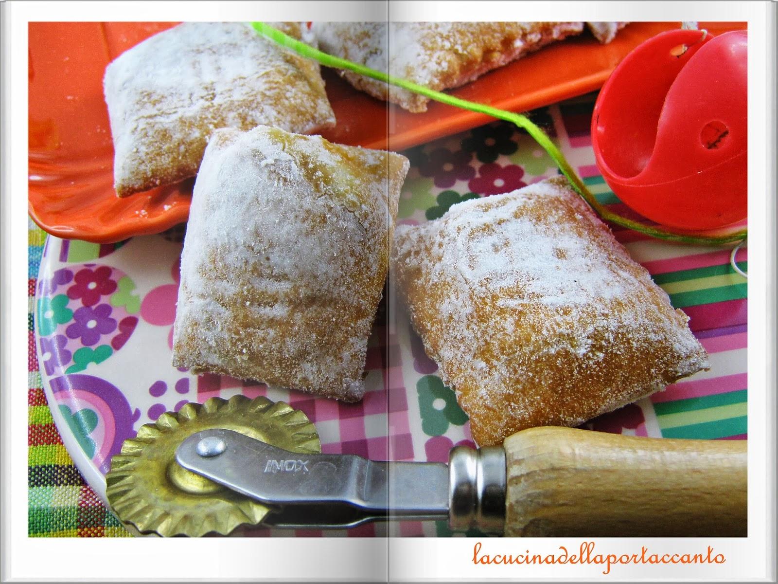 tortellini dolci di carnevale della nonna
