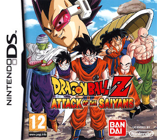Dragon Ball Z Rpg NDS