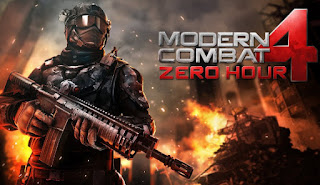 Modern combat 4 Zero Hour v1.1.7c Android GAME