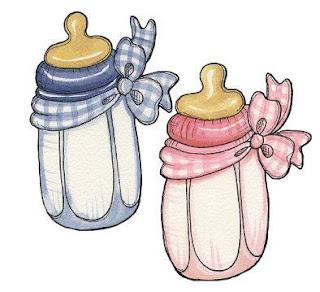 Azul Imagenes De Biberones Para Imprimir Biberon En Rosa Imagenes De