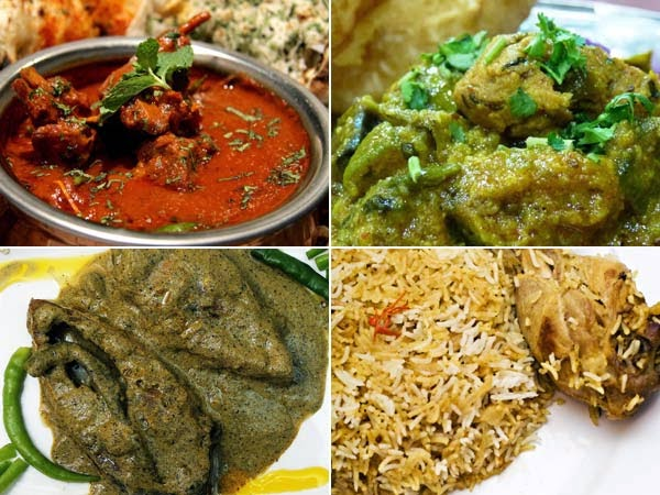 Exotic North Indian Dishes