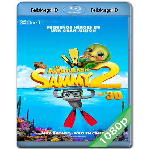 Sammy 2: El Gran Escape (2012) 1080p HD MKV Español Latino