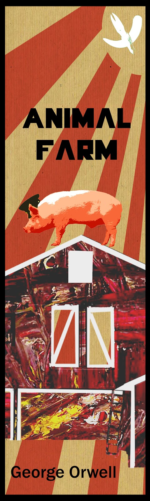 use of propaganda in animal farm essay No animal shall kill any other animal — no animal shall kill any other animal language and propaganda: see sample plans/essays on animal farm and other.