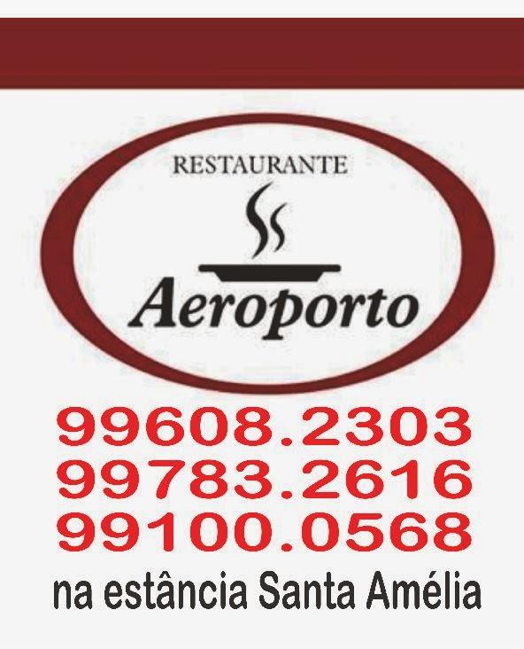 restaurante aeroporto