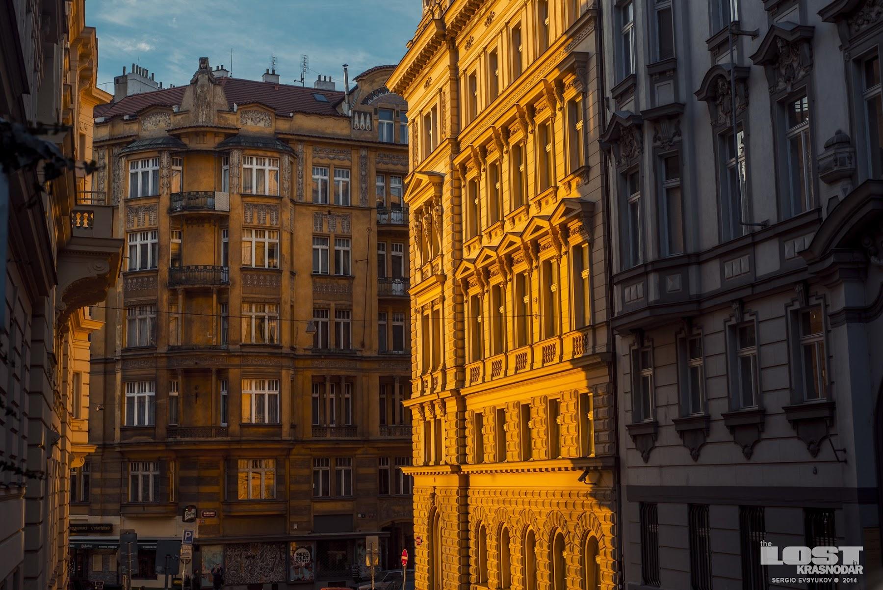 Чехия архитектура