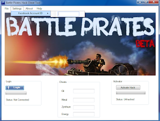 Battle Pirates Hack V1.7