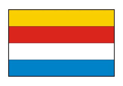 Flaga powiatu koneckiego