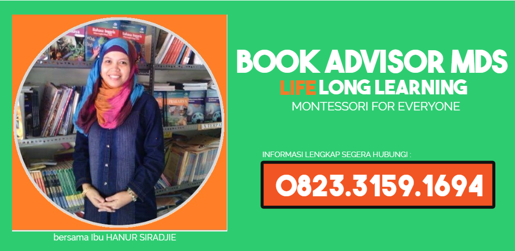 Book Advisor MDS,Book Advisor Mandira Dian Semesta,Book Advisor Pelangi Mizan,Book Advisor Mizan