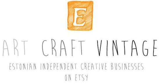 Estonian art, craft and vintage on Etsy