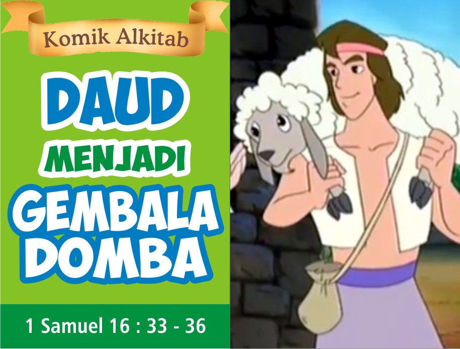 Daud Menjadi Gembala Domba