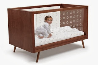 Nifty Clear Crib