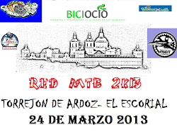 PROYECTO RED MTB 2K13