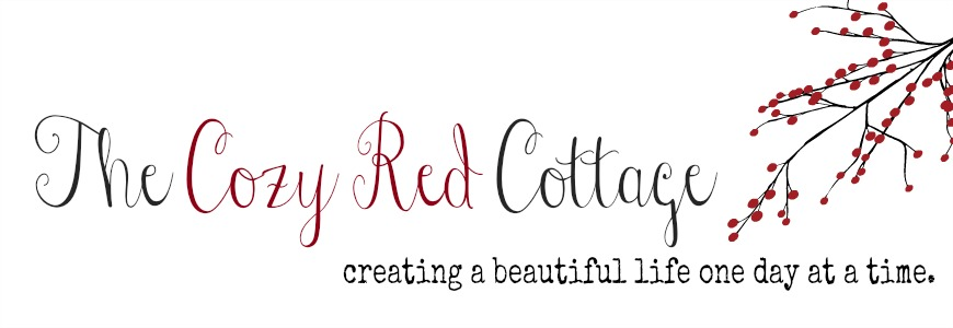 The Cozy Red Cottage