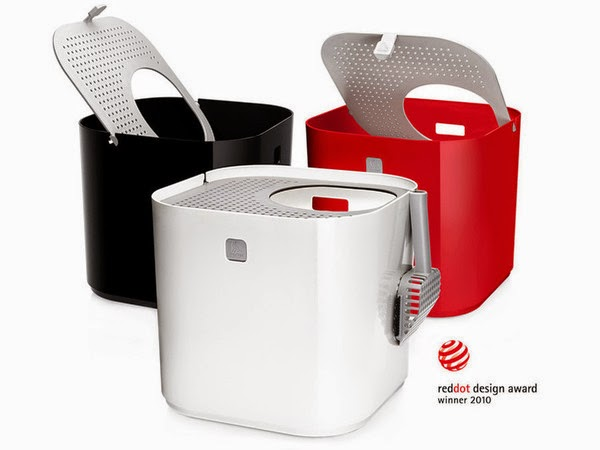 Modern Cat Litter Boxes