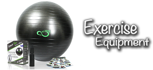 Forever Flex Exercise Ball #liveinfinitely