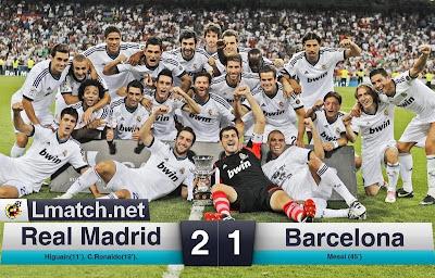 فيديو: ريال مدريد يصبح سوبر إسبانيا عقب فوزه بثنائية في مرمى برشلونة (اعادة المباراة)