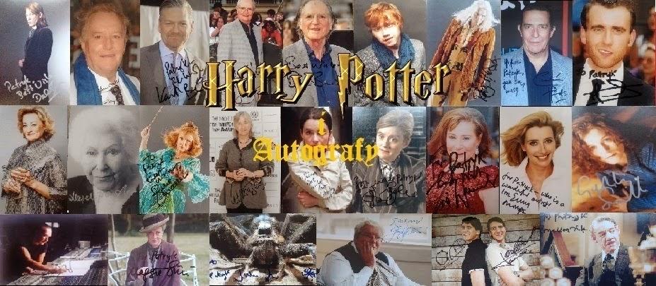 Harry Potter i Autografy