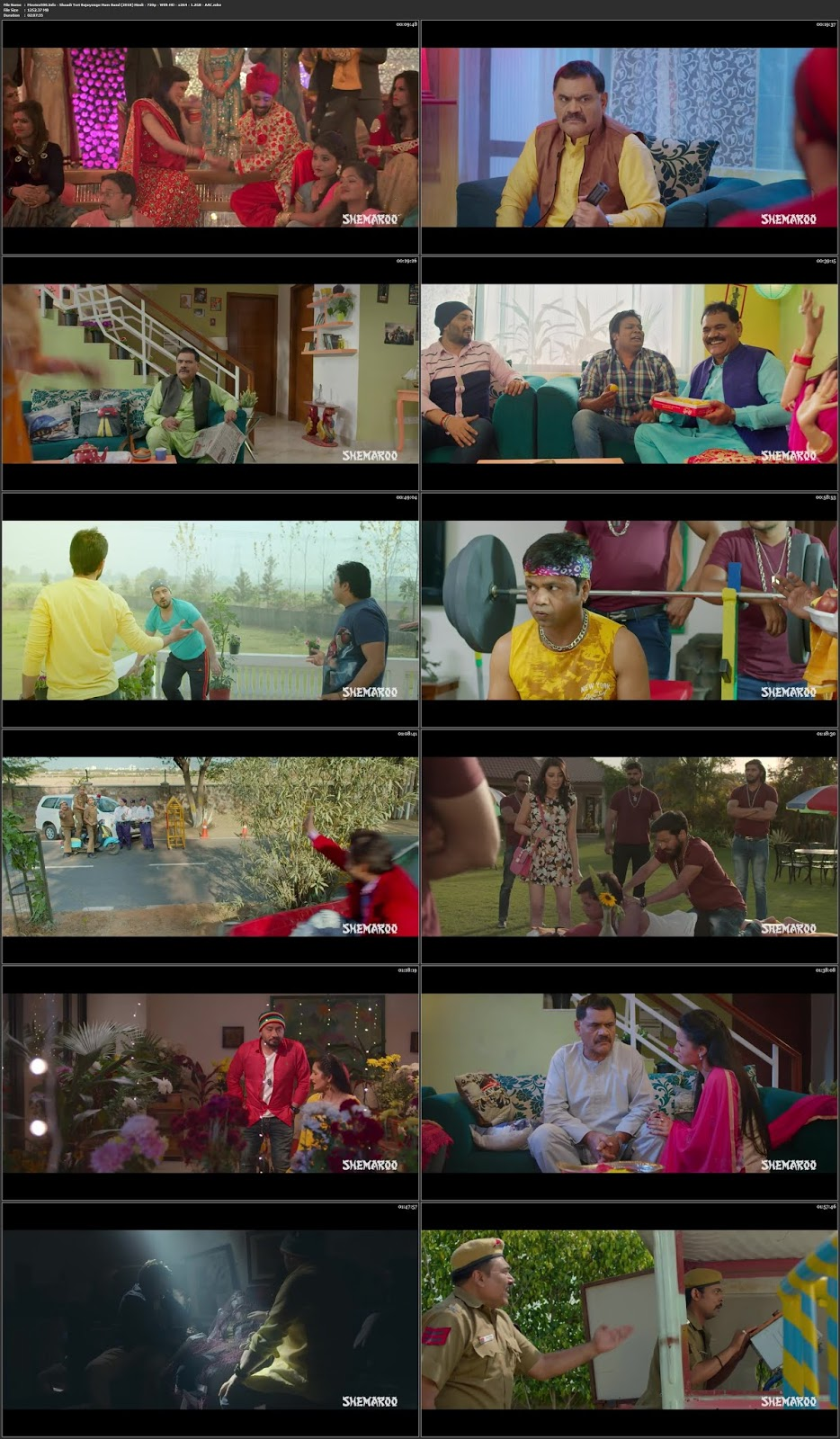 Shaadi Teri Bajayenge Hum Band 2018 Hindi Movie WEB HD 720p