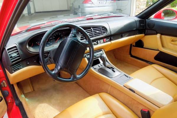1994 Porsche 968 Coupe For Sale Buy Classic Volks