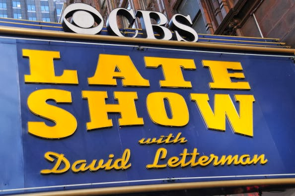 Late Night David Letterman