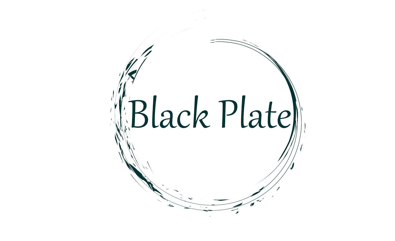 Black Plate Facebook