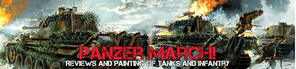 Panzer March!
