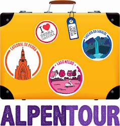 Site da Alpen Tour
