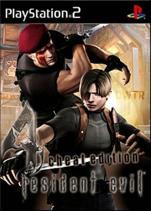 www.juegosparaplaystation.com Resident Evil 4 Cheat Editión Iso Ntsc Ps2