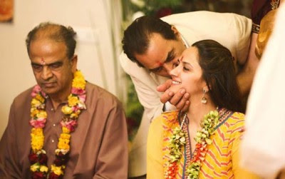 Sangeet Ceremony of Aahana Deol and Vaibhav Vora