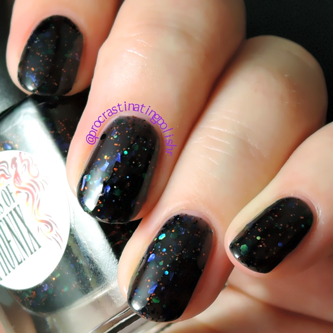 Shades of Phoenix - Samhain | Swatch