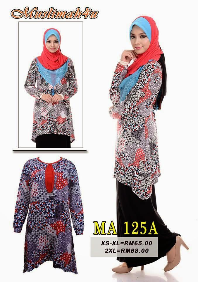 T-shirt-Muslimah4u-MA125A