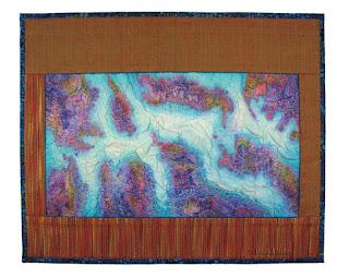 Lavender Isles   © 2015 Linda A. Miller