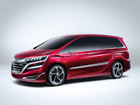 2014 Honda M Concept Japanese car photos 2
