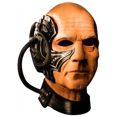 Máscara Locutus Picard de Star Trek